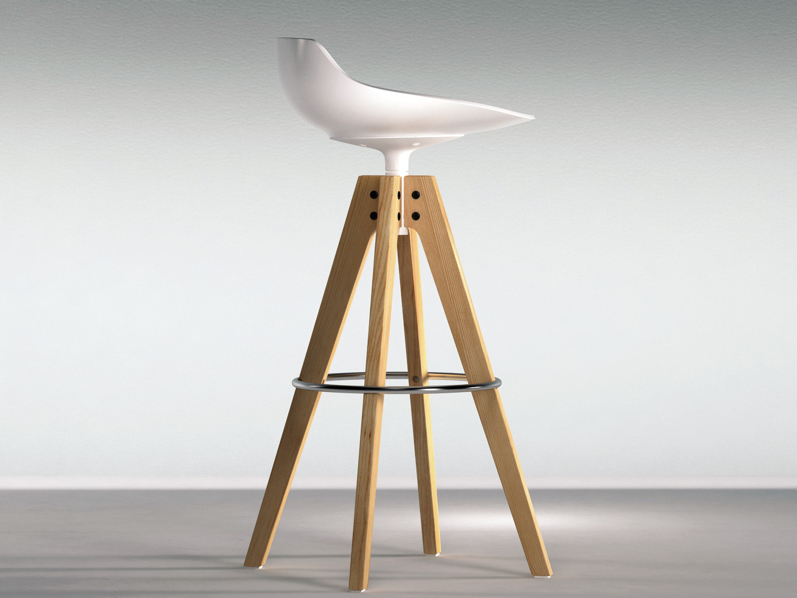 FLOW STOOL 吧椅