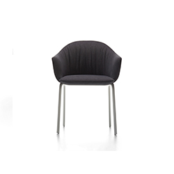 SIENA 餐椅/洽谈椅 SIENA 西蒙妮·波南尼 Simone Bonanni