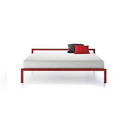 布鲁诺·法托里尼 Bruno Fattorini| ALUMINIUM BED 床 ALUMINIUM BED