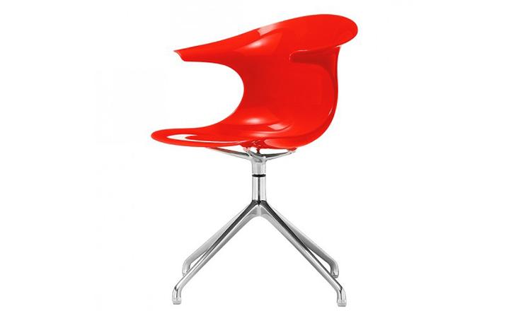 布雷恩霍尔特克劳斯 Breinholt Claus| 循环转椅 loop swivel chair