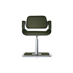 Interstuhl Silver 会议椅 interstuhl silver stools 海蒂·特朗尼 Hadi Teherani
