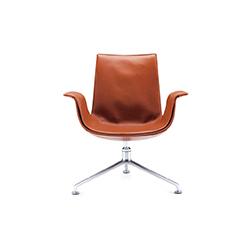 天鹅椅 FK 万德诺 WALTER KNOLL品牌 Jorgen Kastholm 设计师