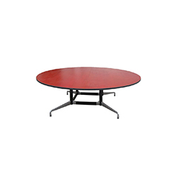 伊姆斯圆桌 eames round table 维特拉 vitra品牌 Charles & Ray Eames 设计师
