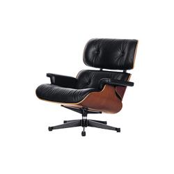 伊姆斯躺椅 eames® lounger chair 赫曼米勒 herman miller品牌 Charles & Ray Eames 设计师