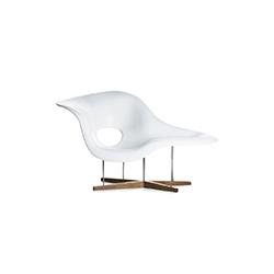 伊姆斯LA躺椅 eames LA chaise 维特拉 vitra品牌 Charles & Ray Eames 设计师