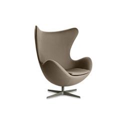 鸡蛋椅 arne jacobsen egg chair 弗里茨 汉森 fritz hansen品牌 Arne Jacobsen 设计师