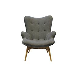 轮廓休闲椅 contour lounge chair 格兰特•费瑟斯顿 Grant Featherston