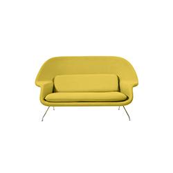 子宫沙发 womb sofa knoll Eero Saarinen