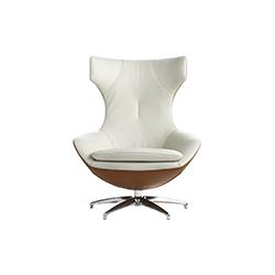 Caruzzo扶手椅 caruzzo armchair 佛朗斯·斯格罗夫 Frans Schrofer