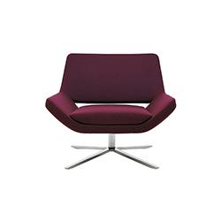 都市扶手椅 bernett metropolitan armchair