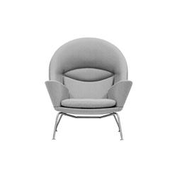 眼睛椅 wegner oculus chair  Hans Jogensen Wegner