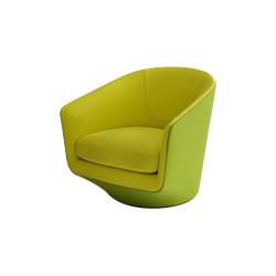 掉头扶手椅 u turn armchiar 本森 Bensen品牌 Niels Bendtsen 设计师