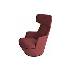 掉头扶手椅 My Turn Armchair 本森 Bensen品牌 Niels Bendtsen 设计师
