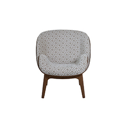 卡利纳扶手椅 kalin armchair Perrouin Perrouin品牌 Jean Marc Gady 设计师
