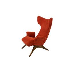 水中精灵扶手椅 ondine armchair 弗拉迪米尔·卡根 Vladimir Kagan