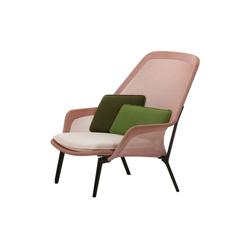 slow 休闲椅 slow lounge chair 维特拉 vitra品牌 Ronan & Erwan Bouroullec 设计师