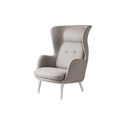 Ro 休闲椅 ro lounge chair fritz hansen Jaime Hayon