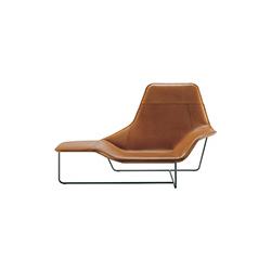 喇嘛休闲椅 lama lounge chair 扎诺塔 zanotta品牌 Roberto Palomba & Ludovica Serafini 设计师
