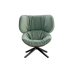 tabano扶手椅 tabano armchair 帕奇希娅·奥奇拉 Patricia Urquiola