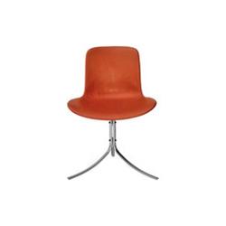 PK9郁金香椅 poul kjaerholm pk9 chair 弗里茨 汉森 fritz hansen品牌 Eero Saarinen 设计师