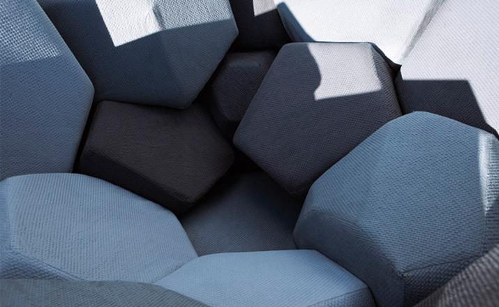 Ctrlzak Ctrlzak| 石英扶手椅 quartz armchair