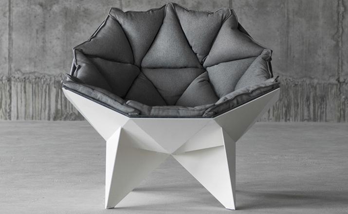 坐具|休闲椅|创意家具|现代家居|时尚家具|设计师家具|Q1 躺椅