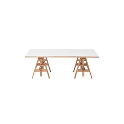 阿切勒·卡斯蒂格利奥尼 Achille Castiglioni| 莱昂纳多桌 leonardo table