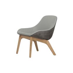 变形休闲扶手椅 morph lounge armchair zeitraum zeitraum品牌 Formstelle 设计师