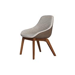 变形餐椅 morph dining chair 福恩史黛拉工作室 Formstelle