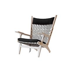 网椅 wegner webchair PP Møbler PP Mobler品牌 Hans Jogensen Wegner 设计师