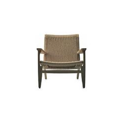 划桨椅 ch25 lounge chair 汉斯·魏格纳 Hans Jogensen Wegner