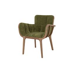 日本轿子简易椅 kago easy chair 让·马克·加迪 Jean Marc Gady