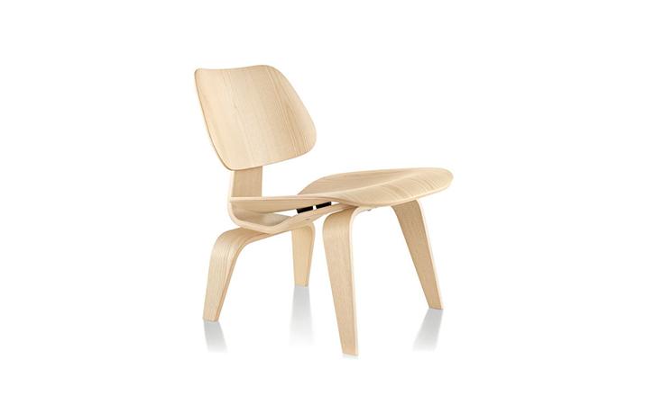 伊姆斯曲木休闲椅