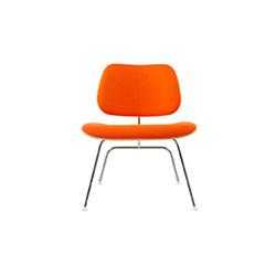 伊姆斯软垫餐椅 eames upholstered lcm 赫曼米勒 herman miller品牌 Charles & Ray Eames 设计师