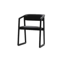 明式扶手餐椅 ming armrests dining chair