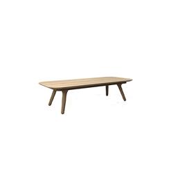 长方形咖啡桌 rectangular coffee table 马塞尔·万德斯 Marcel Wanders