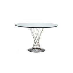 旋风餐桌 cyclone dining table 诺尔 knoll品牌 Isamu Noguchi 设计师