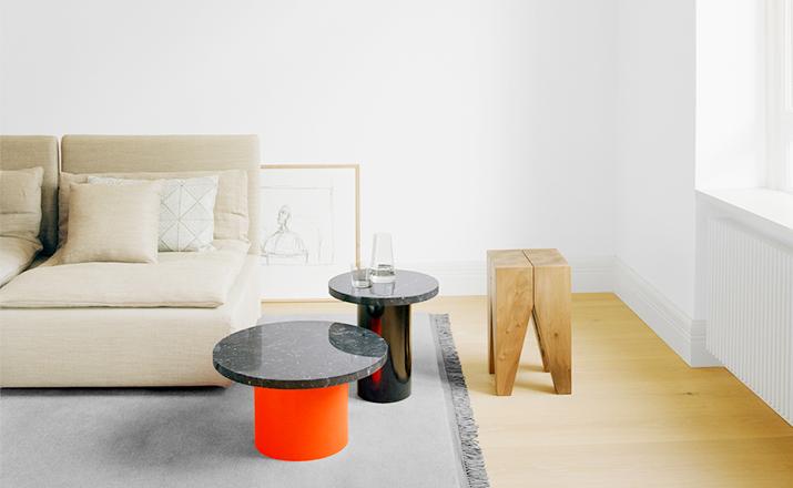 桌几|茶几/边几|创意家具|现代家居|时尚家具|设计师家具|定制家具|实木家具|金针菇边几