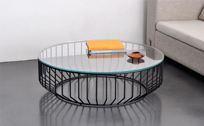 桌几|茶几/边几|创意家具|现代家居|时尚家具|设计师家具|钢丝咖啡桌