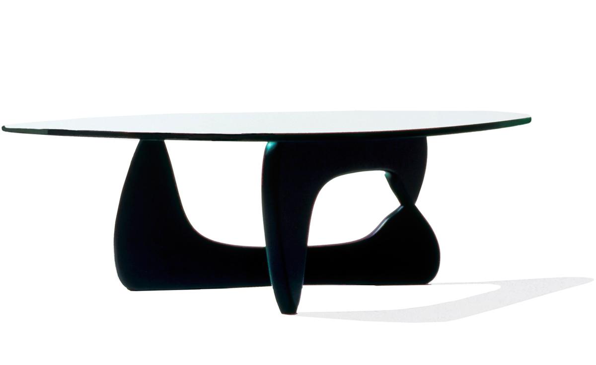 Noguchi Glass Coffee Table 2