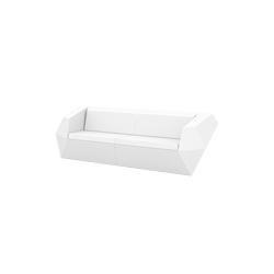 FAZ二至四座沙发 FAZ 2-4 seater sofa Vondom Ramon Esteve