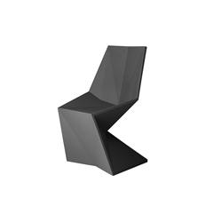 菱形椅 Vertex Chair    Karim Rashid