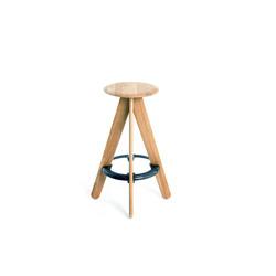 吧椅 Slab bar stool