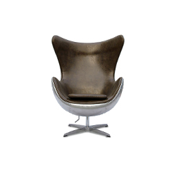 喷火式战斗机蛋椅 spitfire egg chair Timothy Oulton Arne Jacobsen