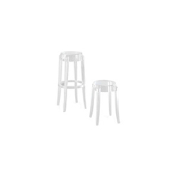 查尔斯鬼凳 charles ghost stool 卡特尔 kartell品牌 Philippe Starck 设计师