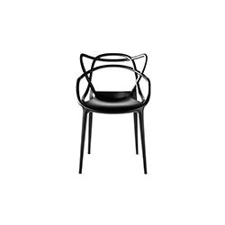 大师叠椅 masters stacking chair 卡特尔 kartell品牌 Philippe Starck 设计师
