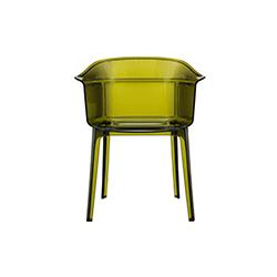纸莎草椅 papyrus chair 卡特尔 kartell品牌 Ronan & Erwan Bouroullec 设计师