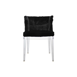 Kravitz 小姐扶手椅 mademoiselle kravitz armchair 卡特尔 kartell品牌 Antonio Citterio 设计师