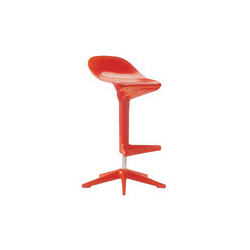 汤匙凳 spoon stool 卡特尔 kartell品牌 Antonio Citterio 设计师