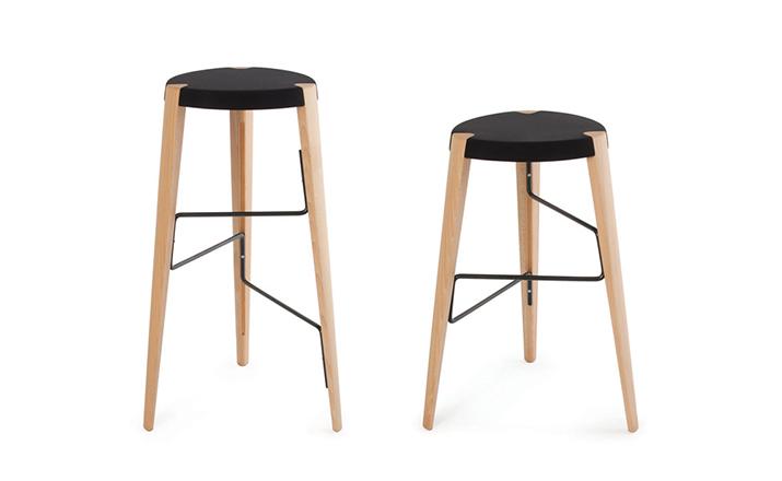 罗杰·阿切尔 Roger Arquer| 人造卫星凳 sputnik stool
